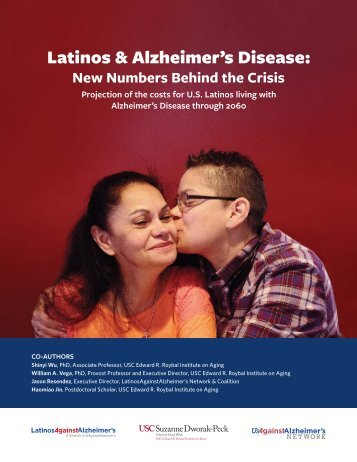 Latinos & Alzheimer's Disease