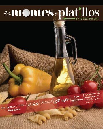 Por Montes y Platillos #2