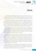TÜRKİYE İKLİMLENDİRME MECLİSİ SEKTÖR RAPORU 2011 - TOBB - Page 3