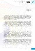 TÜRKİYE İKLİMLENDİRME MECLİSİ SEKTÖR RAPORU 2011 - TOBB - Page 5