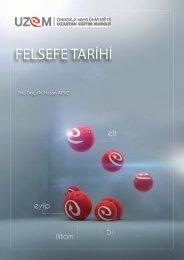 9.1. islam felsefesi - Uzem