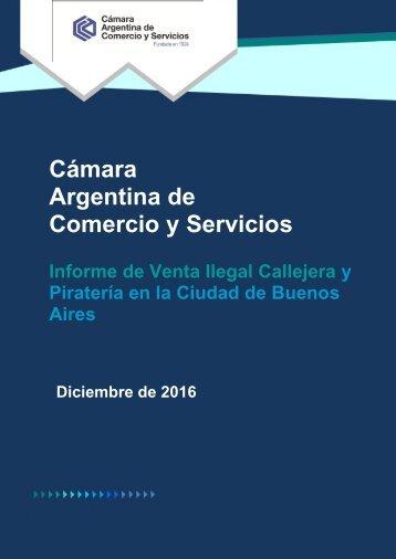 Cámara Argentina de Comercio y Servicios