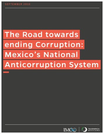 2016-SNA-Road_against_Corruption-Documento