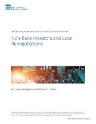 Non-Bank Investors and Loan Renegotiations