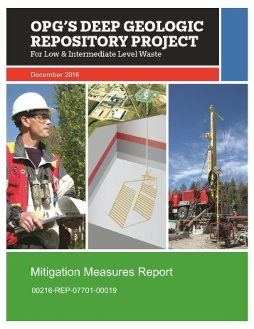 Mitigation Measures Report