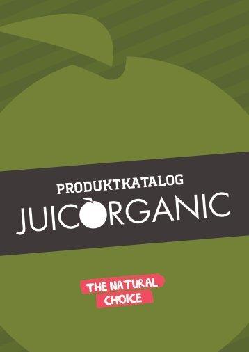 JuicOrganic Katalog