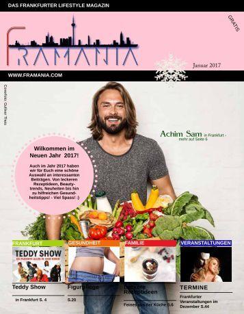 Framania Ausgabe Januar 2017