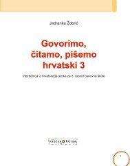 Govorimo, čitamo, pišemo hrvatski 3