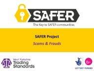 Scams & Frauds