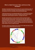 Natal Horoscope Reading, Natal Chart and their Benefits - Page 2