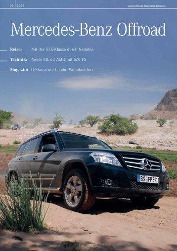 EX3 ML Mercedes-Benz Offroad