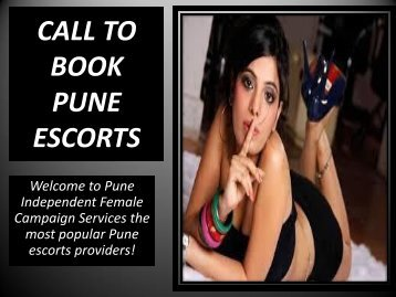Independent Pune Escorts girl for Enjoyment