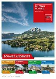 STC Erlebnis Schweiz Sommer 2017