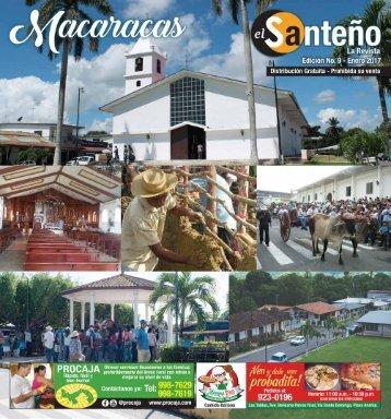 Revista El Santeno enero 2017