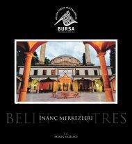 Ulu Mosque - Bursa Valiliği