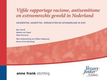 en extreemrechts geweld in Nederland