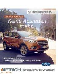 Autohaus Dietrich   Neuwagen News