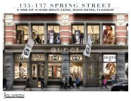 137-137 Spring Street