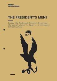 THE PRESIDENT'S MEN?