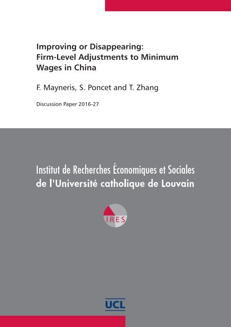Improving or Disappearing Firm-Level Adjustments to Minimum Wages in China