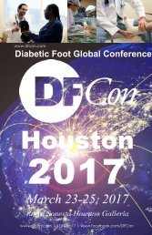 Diabetic Foot Global Conference