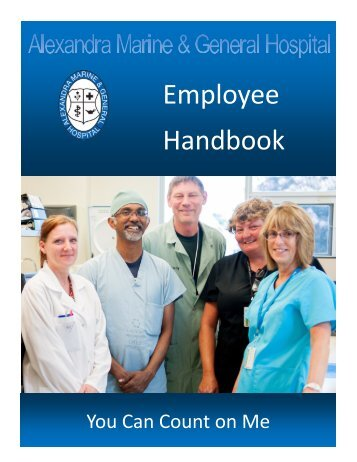 2016-06-30-AMGH Employee Handbook