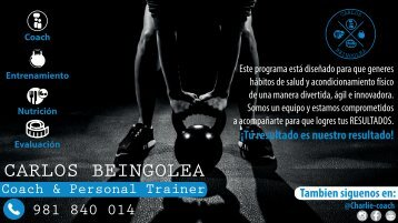 Flyer Trainning