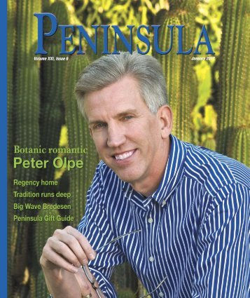 Peninsula People January 2017