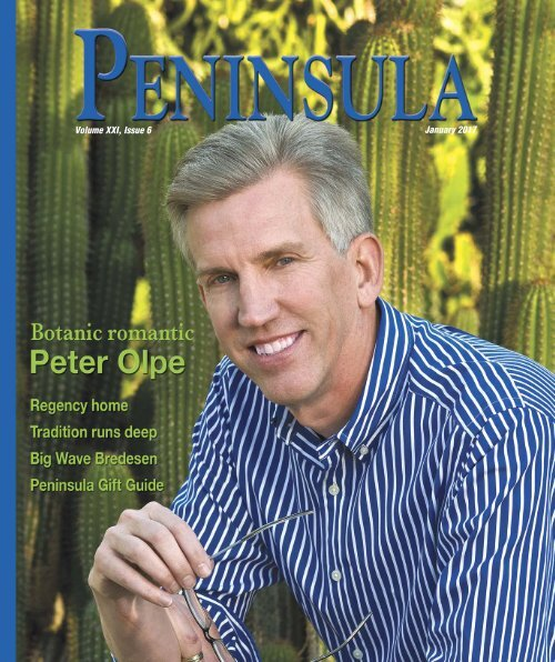Peninsula People January 2017