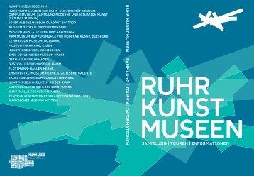 RuhrKunstMuseen - Ruhr 2010
