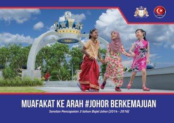 muafakat ke arah #Johor Berkemajuan