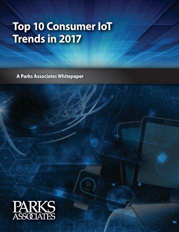 Top 10 Consumer IoT Trends in 2017
