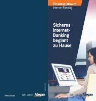 Wenig Aufwand, viel Sicherheit: Internet-Banking mit Ihrer Naspa