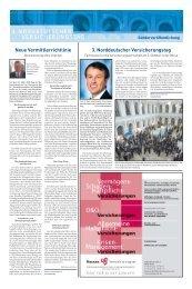 3. Norddeutscher Versicherungstag - Nassau Versicherungen