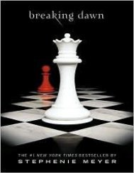 Breaking Dawn Stephenie Meyer - Umnet