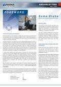 NEWSLETTER - Soma spol.s.r.o. - Page 2