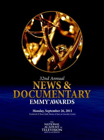 NEWS & DOCUMENTARY NEWS & DOCUMENTARY - TVWeek