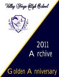 Valley Forge High School Golden Anniversary Yearbook
