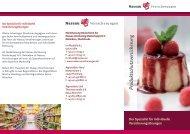 Produktschutzversicherung - Nassau Versicherungen