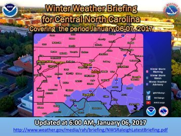 Updated at 6:00 AM January 06 2017
