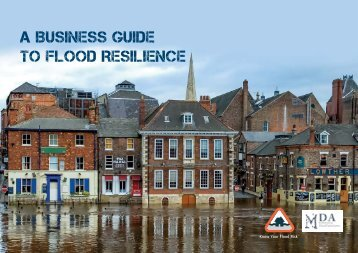A Business Guide to Flood Resilience