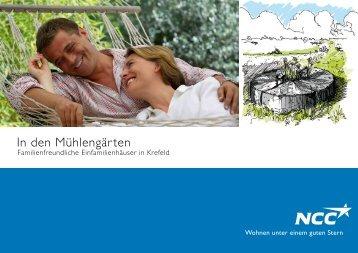 In den Mühlengärten - NCC Deutschland GmbH