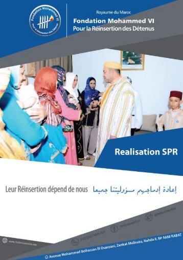 إنجازات SPR