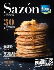 Sazón Sula - VI Edición