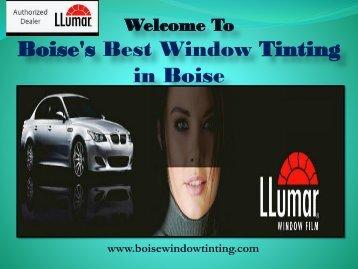 Commercial Window Tinting Idaho Boise Window Tinting