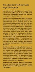 Reformationsjahr 2017 in Bernburg - Seite 2