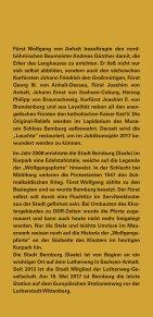 Reformationsjahr 2017 in Bernburg - Seite 3