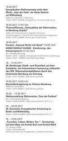 Reformationsjahr 2017 in Bernburg - Seite 7