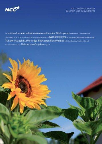 mit internationalem Hinter- grundverbindet - NCC Deutschland GmbH