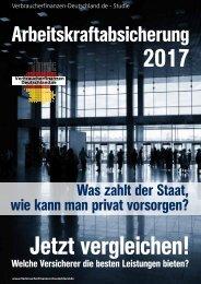 Arbeitskraftabsicherung 2017